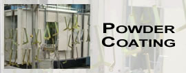 Metal Colours Ltd - Powder Coating